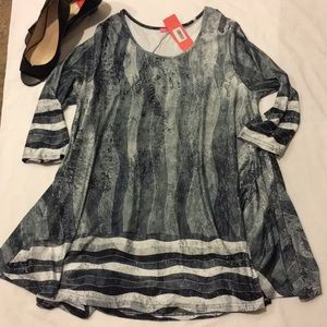 Tops - NWT A-line tunic
